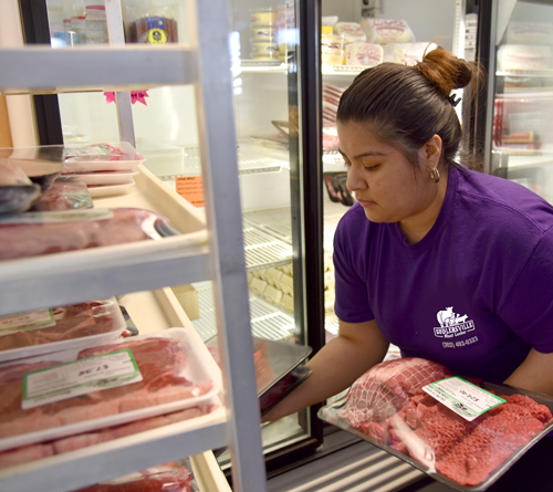 Sudlersville Meats store